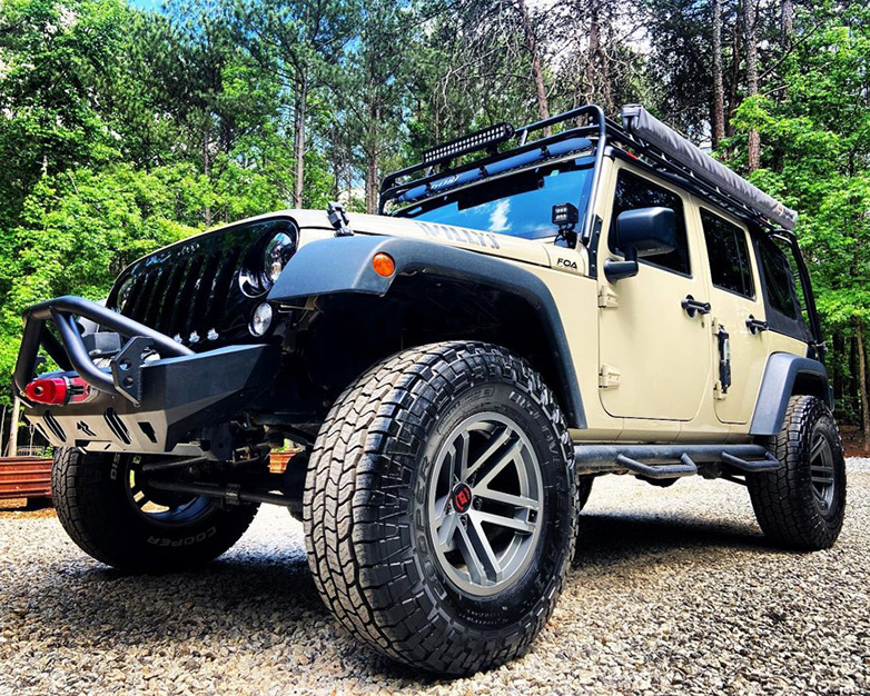 2018 Jeep Wrangler Unlimited Willys Edition